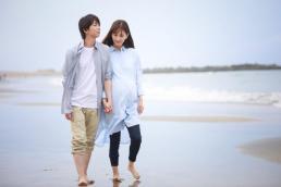 北山宏光(左)と中村ゆり (C)「ただ離婚してないだけ」製作委員会