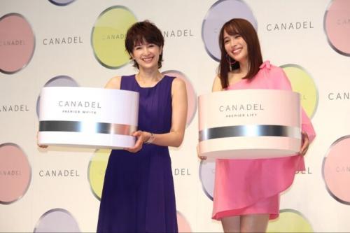 吉瀬美智子(左)と広瀬アリス (C)エンタメOVO